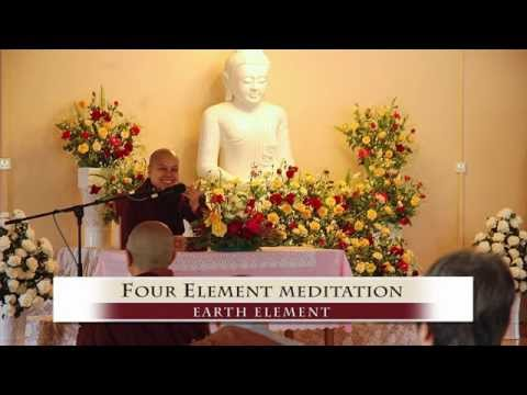 Understand the Power of 4 Element Meditation (English)