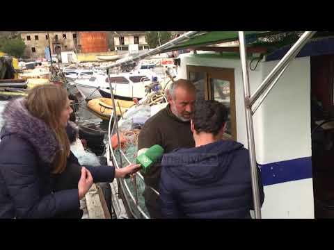Shëngjin, peshkatarët rrezikohen më shumë në breg - Top Channel Albania - News - Lajme