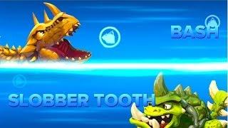Skylanders Swap Force - Series 2 Bash VS Slobber Tooth