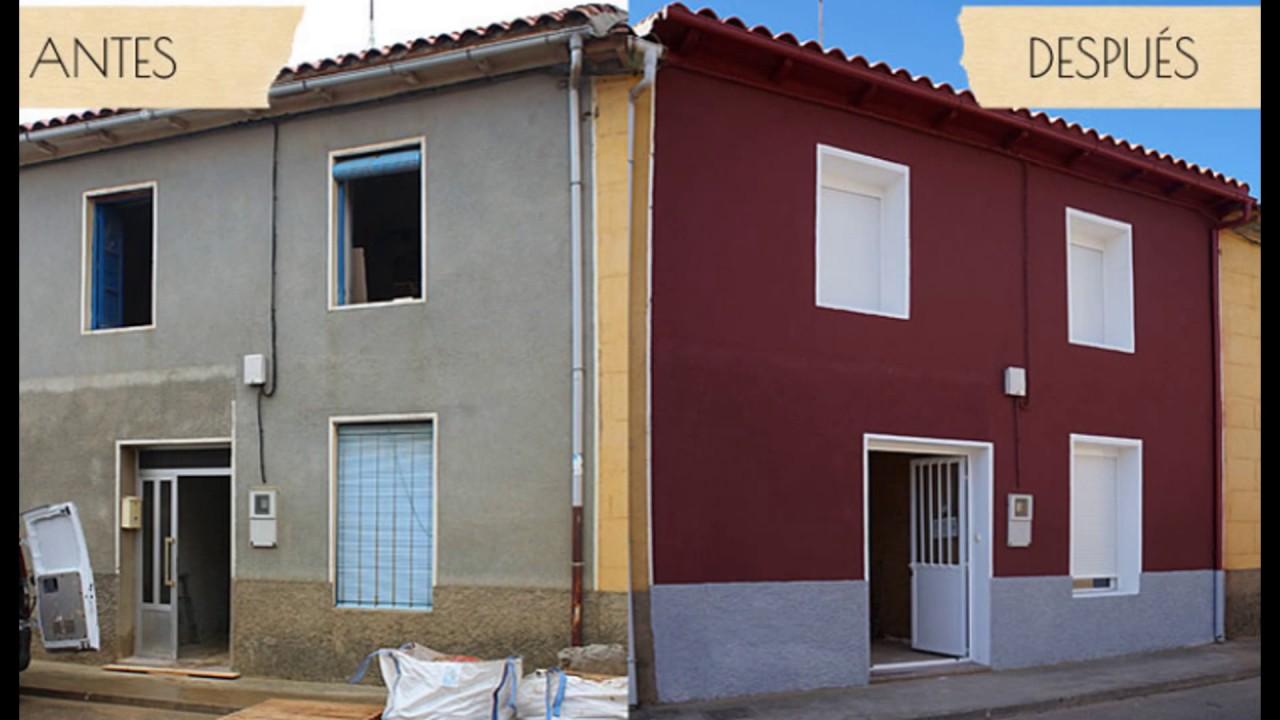 Pintura pl stica exterior pinturas pl sticas pintura - Pintura fachada exterior ...
