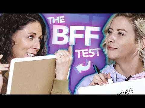 WHO&39;S THE BEST FRIEND? LILY vs JOSLYN BFF CHALLENGE