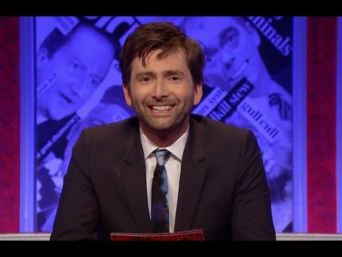 David Tennant Hosts Have I Got a Bit More News for You ...