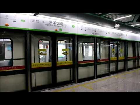 【鉄道PV】廣州地鐵7號線 Documentary of Guangzhou Metro Line 7
