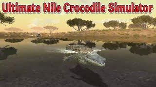 🐊Ultimate Nile Crocodile Simulator-By Gluten Free Games-IOS/Google Play