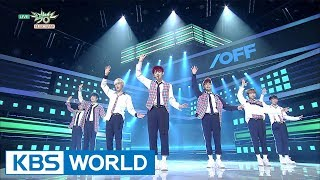 Onf  온앤오프  - On/off  Music Bank / 2017.08.25