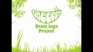 Green boys / GReeeeN Full karaoke ver