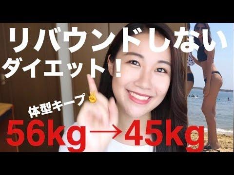 【今すぐ少しでも痩せたい人集合】10kg減量した私が教える簡単に効果が出たダイエット6つ紹介!!!!