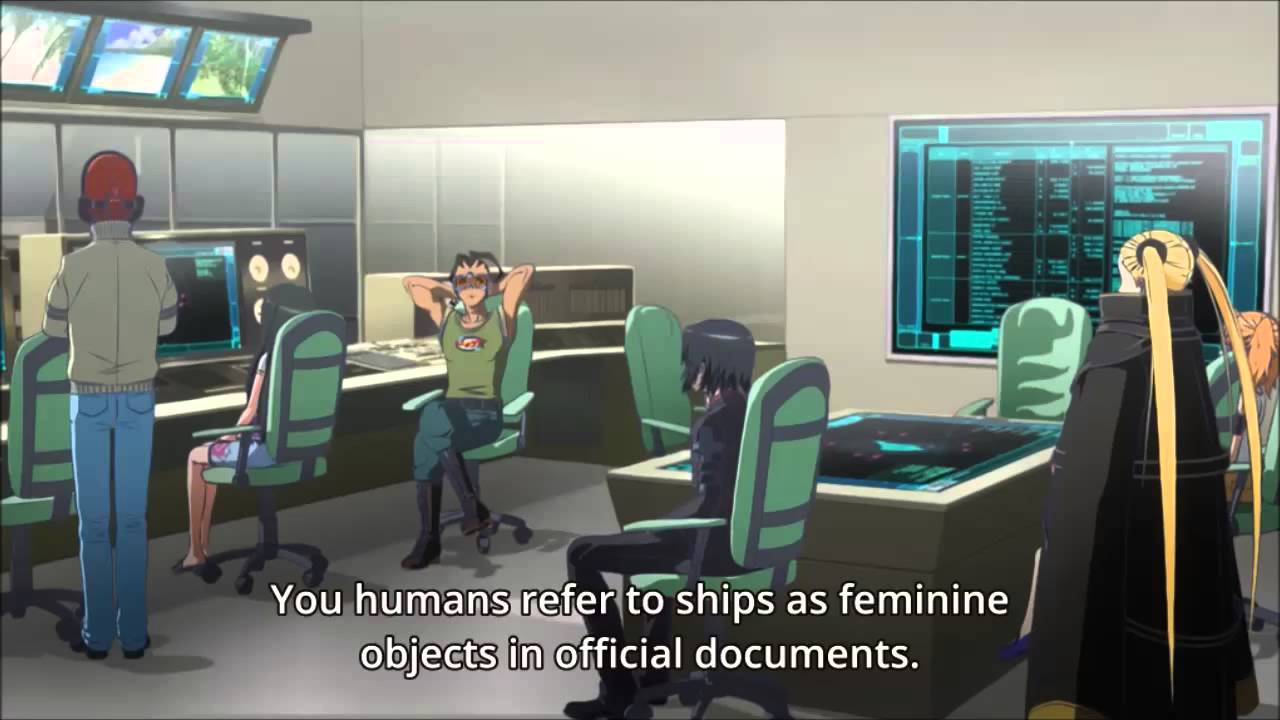 Arpeggio Of Blue Steel Why Mental Model Are Girls Youtube