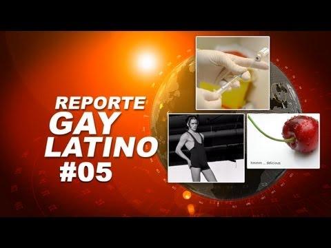 Collin Farrell modelo gay/ Fiesta Cherry/ Vacunación contra HPV (Reporte Gay Latino #05)