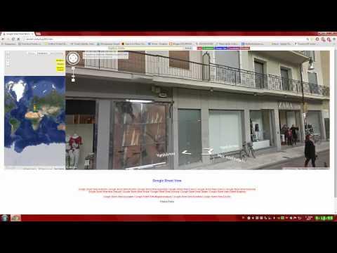 VIDEO STREET  VIEW  KARDITSA CITY