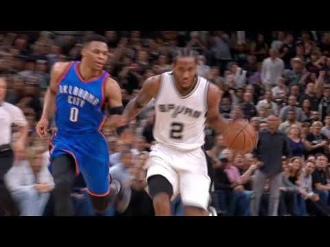 San Antonio Spurs' Top 10 Plays of the 2015-2016 Season