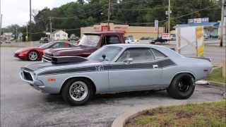 1970 Dodge Challenger T/A Race Car