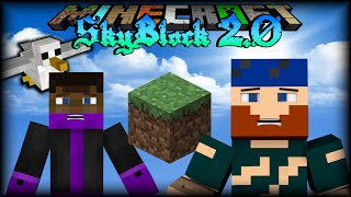 Minecraft | Skyblock | #5 TO LIVE AND DIE IN THE SKY