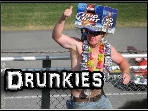 NASCAR Inside Line Trolling - Drunkies