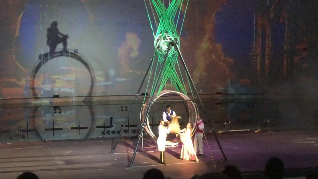 Цирковое шоу морские дьяволы