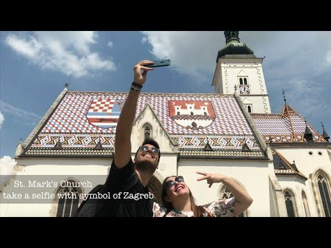 2 days in ZAGREB / WOW air travel guide application