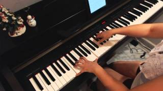Frozen - Do You Want To Build A Snowman - Piano Cover