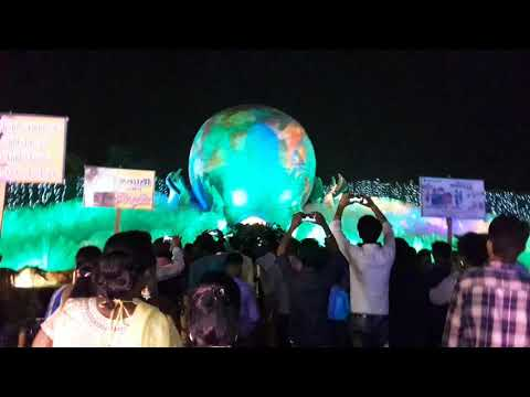 The  biggest globe of world.