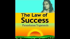 Audiobook | The Law of Success | Paramahamsa Yogananda