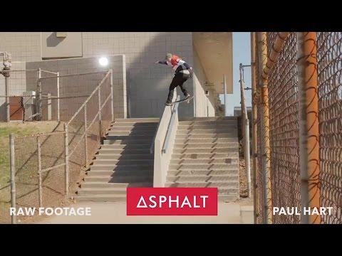 Paul Hart AYC Raw Footage | TransWorld SKATEboarding