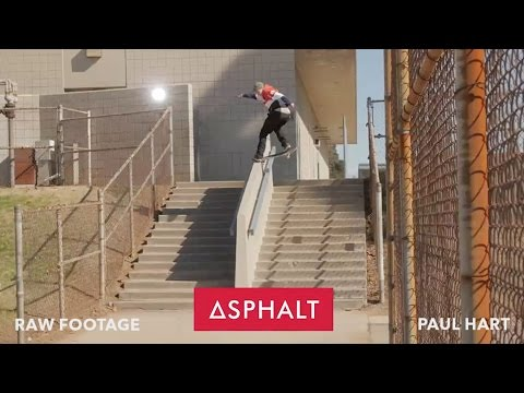 Paul Hart AYC Raw Footage | TransWorld SKATEboarding