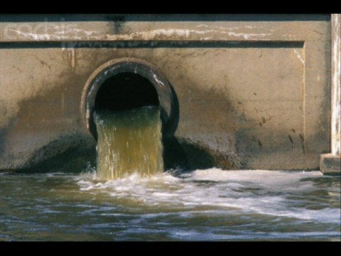 Whackhead's burst drain
