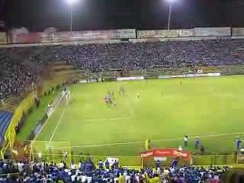 El Salvador 3 - Panama 1, Fútbol World Cup Qualifier