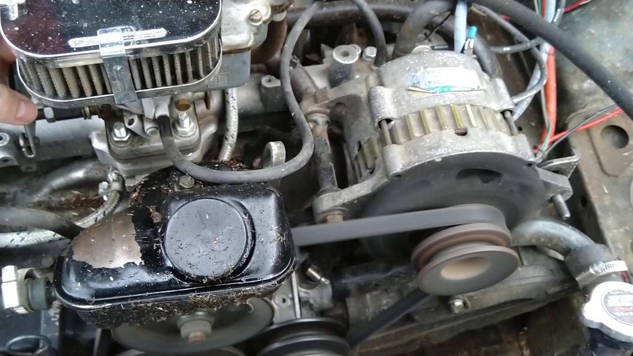 Subaru Ea82 Engine Noise