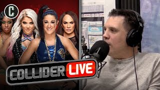 WWE Blames Bad Ratings on the Women's Division?