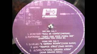 Jazz Carnival - Faca de Conta (Pretend) (Roni Size remix)