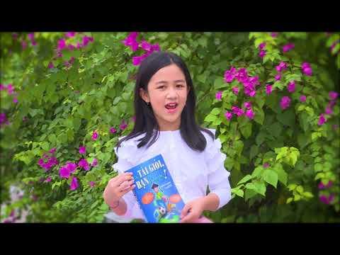 Đọc sách vì tương lai - Thí sinh Đinh Nguyễn Hà Linh - Review sách Tôi tài giỏi, bạn cũng thế