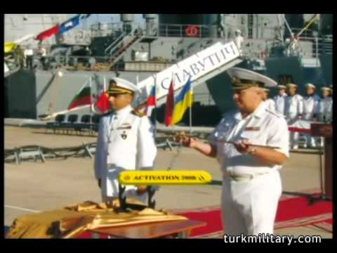 Turkish Naval Forces Black Sea Naval Co-operation Task Group