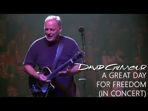 David Gilmour - A Great Day for Freedom (In Concert)
