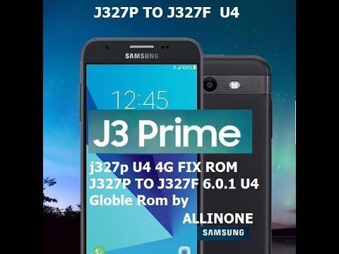 J327t U3 Root