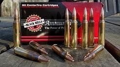 5.56mm Black Hills MK 262 Mod 1 Review & Ammo Test