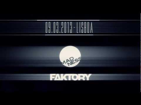 LUNICE live | 9 MARÇO LISBOA | MADNESS 3rd BDAY PARTY