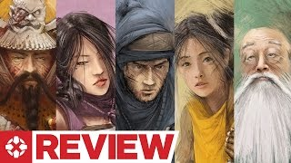 Shadow Tactics: Blades of the Shogun Review (Video Game Video Review)