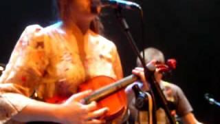 Psapp Hi Live at Mosaic Music Festival 2009
