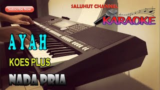 Download Lagu AYAH [KOES PLUS] KARAOKE II LIRIK HD mp3
