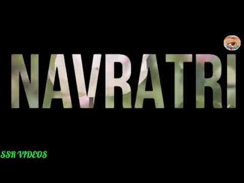 Happy Navratri Special WhatsApp Status Video 🌹#ssrvideos