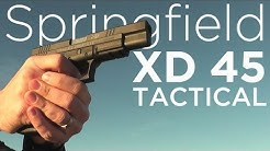 Springfield XD .45 Tactical: Field Review