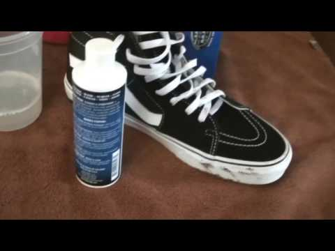 Shoe MGK Product Review/ Shoe Cleaner