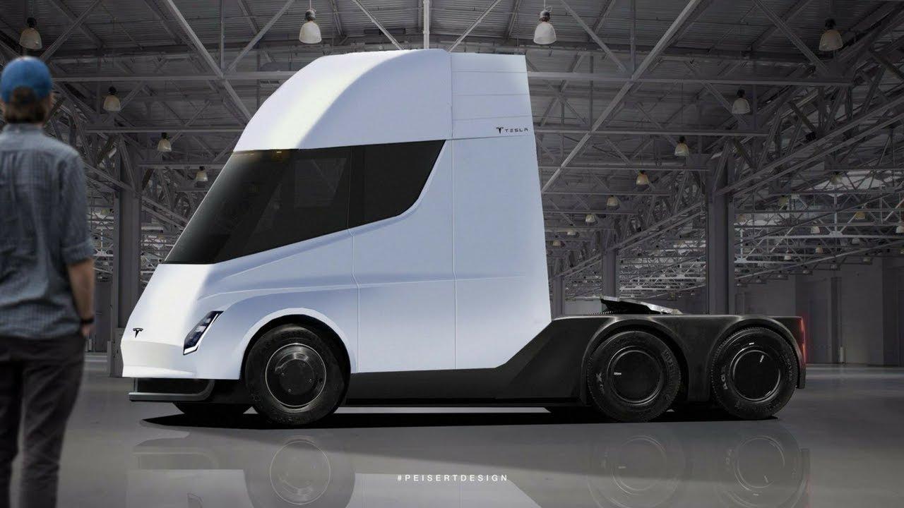2018 tesla semi truck. wonderful truck my tesla semi truck predictions to 2018 tesla semi truck