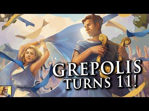 It's our Birthday! | Grepolis 11th Anniversary | Grepolis