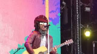 Lenny Kravitz -  5 More Days Till Summer (HD) - Hyde Park - 09.09.18