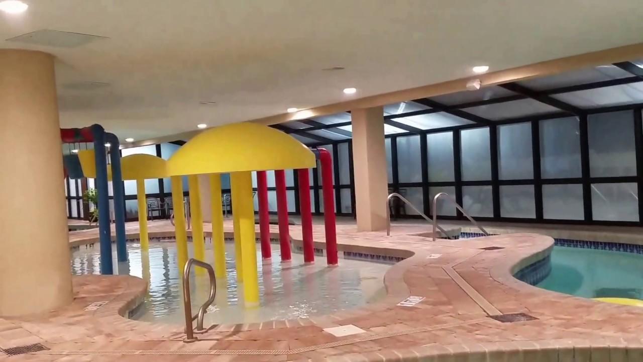 Ocean reef resort in myrtle beach sc indoor outdoor - Indoor swimming pool myrtle beach sc ...