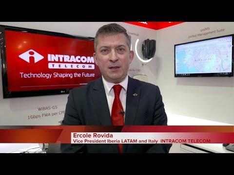 Intracom Telecom al Mobile World Congress 2018