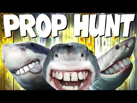 SO DAMN FUNNY!!  Prop Hunt 20