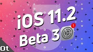 iOS 11.2 Beta 3 — ЧТО НОВОГО? Приятные изменения и стабильная работа!