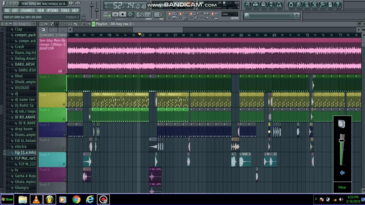 Tere Ishq Me Nachenge Fast mixing DJ Sagar rath style mix by Rohit Raj  ghatampur Kanpur Nagar